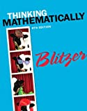 Thinking Mathematically (6th Edition)