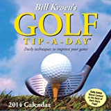 Bill Kroens Golf Tip-a-Day 2014 Calendar