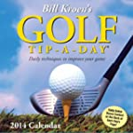 Bill Kroen's Golf Tip-a-Day 2014 Cale...
