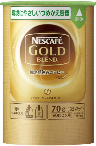 Nescafe gold blend eco&System Pack 70 g x 2