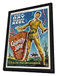 Calamity Jane 27 x 40 Movie Poster - Style C - in Deluxe Wood Frame
