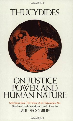 On Justice, Power, and Human Nature: The Essence of...