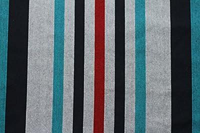 Vivere Doppel Baumwolle Hängematte mit Hängemattengestell 250 cm