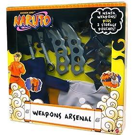 how to make naruto ninja weapons