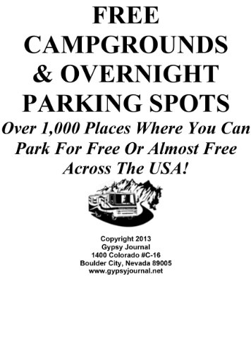 Guide To Free Campgrounds & Overnight Parking Spots (Campgrounds compare prices)