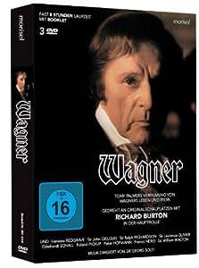 Wagner - Das Leben und Werk Richard Wagners [3 DVD Box]