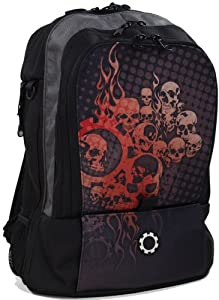 DadGear Men's Backpack Dead Man's Party