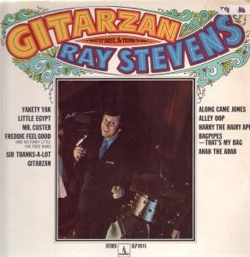 Ray Stevens - The Streak [CD Bonus Track] Lyrics - Zortam Music