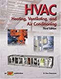 img - for HVAC - Heating, Ventilating, and Air Conditioning, Third Edition book / textbook / text book