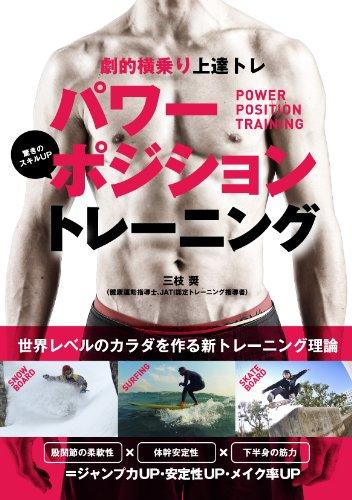 パワーポジショントレーニング (スノーボード・サーフィン・スケートボードの横乗り上達トレ)