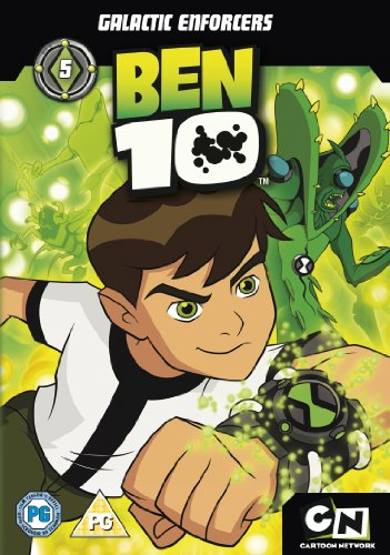 Ben 10 - Classic Vol 5: Galactic Enforcers [DVD]