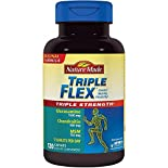 Nature Made Triple Flex, Original Formula, Triple Strength, Caplets, 120 caplets