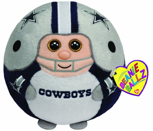 Ty Beanie Ballz Dallas Cowboys - NFL Ballz - 1
