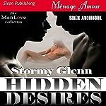 Hidden Desires: Tri-Omega Mates 3 | Stormy Glenn