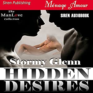 Hidden Desires Audiobook