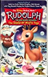 Rudolph The Red-Nosed Reindeer & The Island Of Misfit Toys (Animated, 2001) [VHS Video] [Clamshell Case]