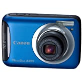 Canon PowerShot 10.0 MP Digital Camera with 3.3x Optical Zoom and 2.5-Inch LCD (Blue)