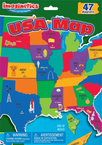 Imaginetics USA Map Set