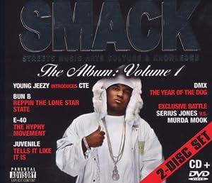 SMACK, The Album Vol. 1, CD/DVD