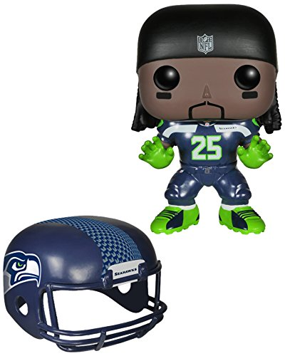 Funko POP NFL: Wave 1 - Richard Sherman Action Figures