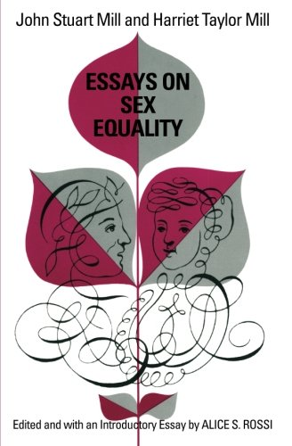 Essay on sex equality