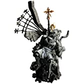 鋼の錬金術師 SCULPTURE ARTS エドワード&アルフォンス(彩色済みポリレジン完成品)