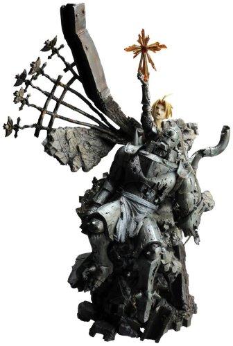 Fullmetal Alchemist Sculpture Arts Edward & Alphonse Figure