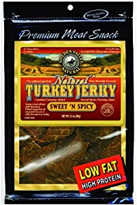 Golden Valley Natural 963 Natural Turkey Jerky 35 Oz - Sweet N Spicy from Golden Valley Natural