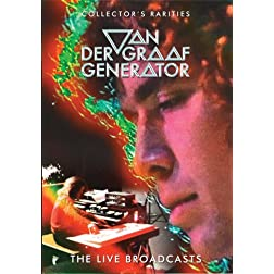 Van Der Graaf Generator The Live Broadcasts