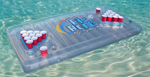 Why Should You Buy The Air Pong Table - The Portable, Inflatable Beer Pong Table