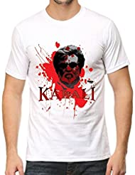 IndieMonk Men's Graphic Printed T-Shirt - Kabali TheLegend