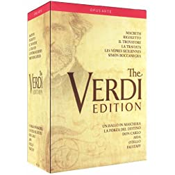 Verdi Edition - 12 Great Operas