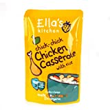 #1: Ellas Kitchen 10 Month Chicken Casserole With Rice 190g