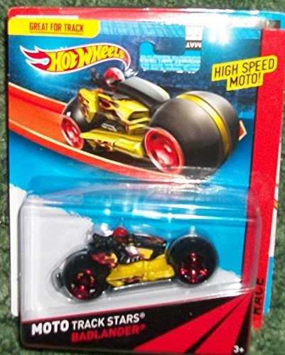 Hot Wheels Moto Track Stars Badlander