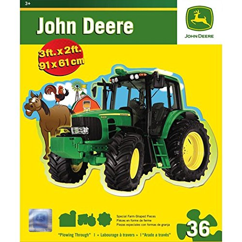 Plowing Through 36 Pc front-551036