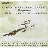 The Journey. Symphony No.8, Violin Concerto. Violinkonzert/8. Symphonie