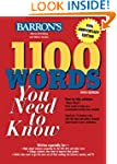 1100 Words You Need to Know (Barron's...