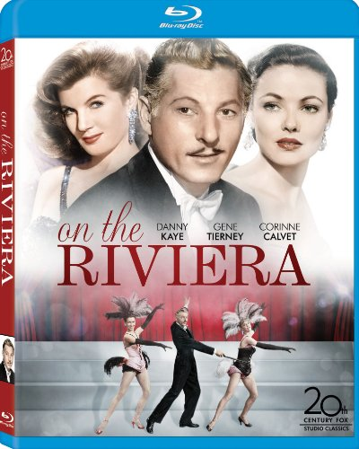 On the Riviera Blu-ray