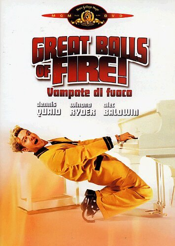 Great balls of fire - Vampate di fuoco [IT Import]