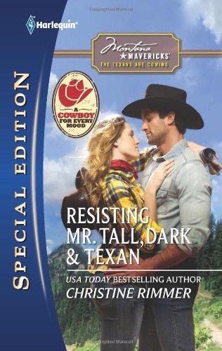 Image of Resisting Mr. Tall, Dark & Texan