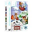 Mes premiers DVD Disney - Les Aristochats + La Belle et le Clochard + Bambi + Les 101 dalmatiens