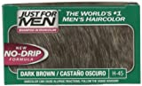 Just For Men Original Formula Mens Hair Color, Dark Brown (Pack of 3)