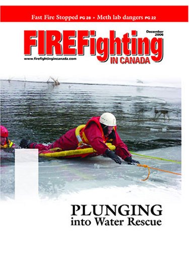 Fire Fighting in Canada