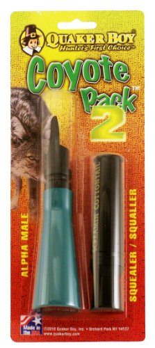 Cheapest Price! Quaker Boy Coyote Call (2-Pack)