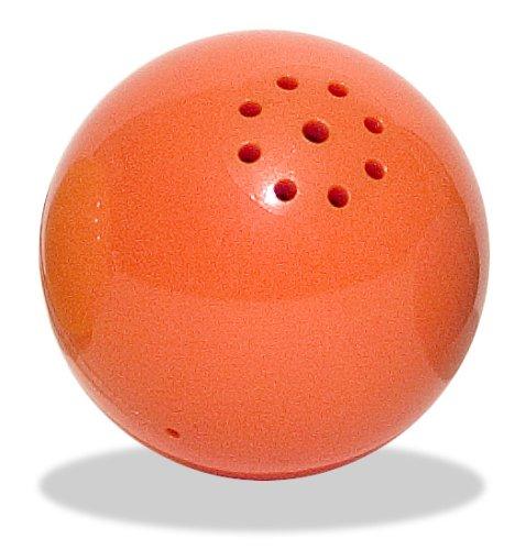 PetQwerks Talking Babble Ball Dog Toy, Medium (Colors May Vary)