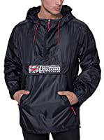 Geographical Norway Chaqueta Impermeable Choupa (Negro)
