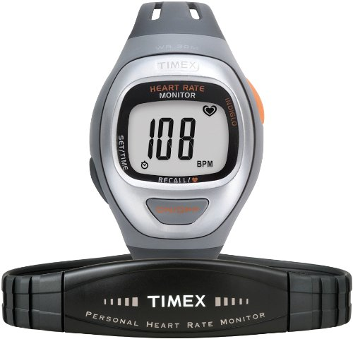 Timex Mid-Size T5G941 Easy Trainer Heart Rate