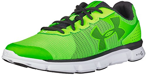 Under Armour Micro G Speed Swift - Scarpe Running Uomo, Verde (Hyper Green), 44.5 EU