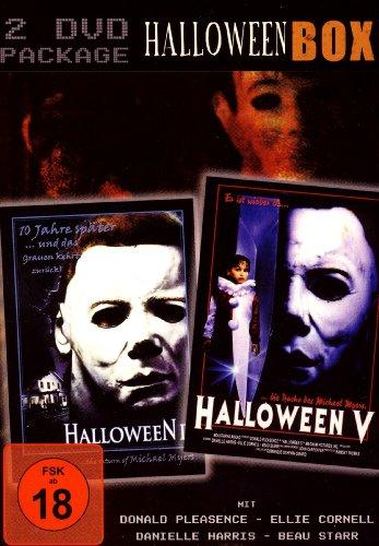 HALLOWEEN BOX (2 DVDs) Halloween IV & V