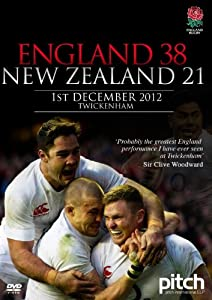 England 38 Zealand 21 [DVD] from Go Entertain